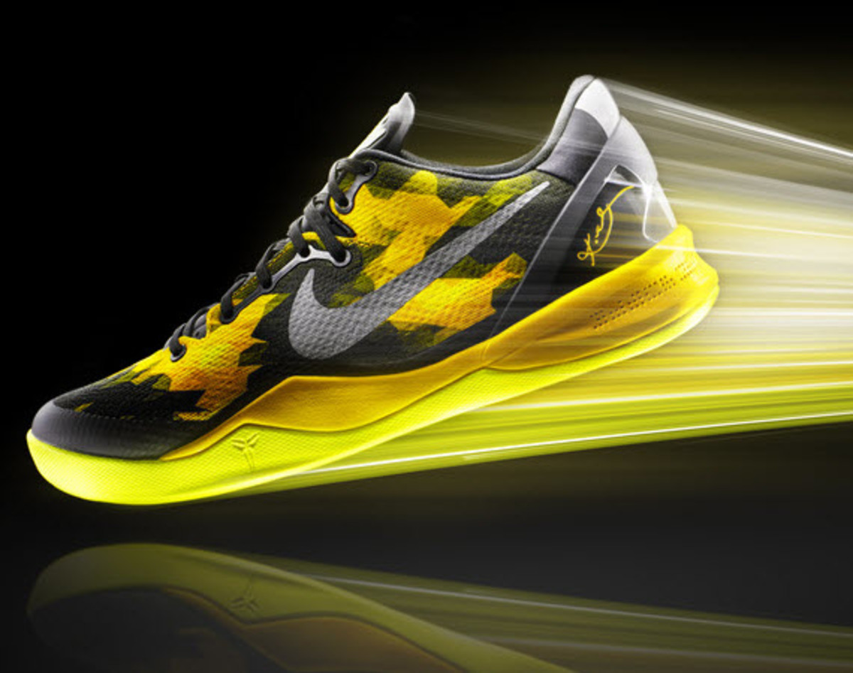 info for 829ae bcef5 You re looking at the first official shots of the Nike Zoom Kobe VIII System,  which was unveiled yesterday in Los Angeles by the man himself.