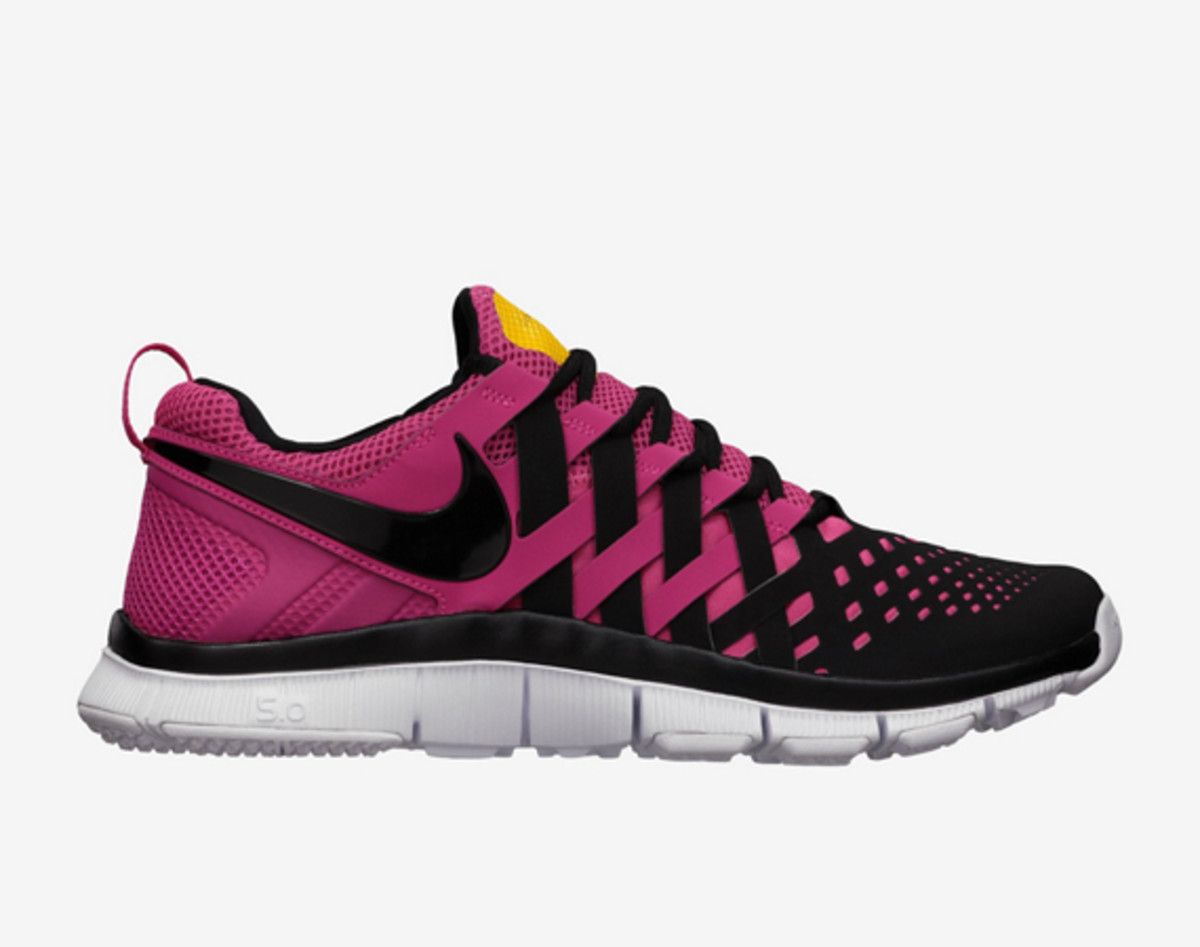 brand new f492b c9de1 LIVESTRONG x Nike Free Trainer 5.0