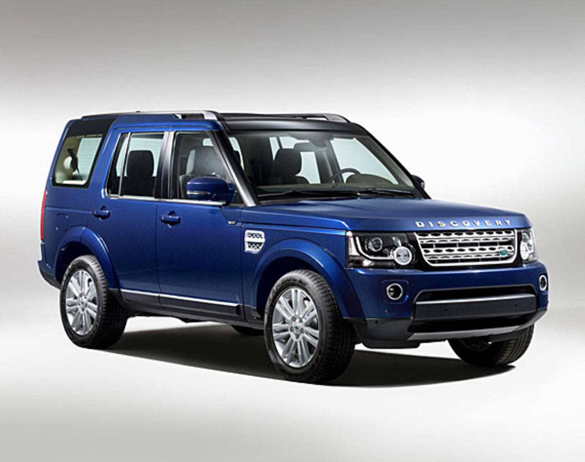 2014 Land Rover LR4/Discovery - 0