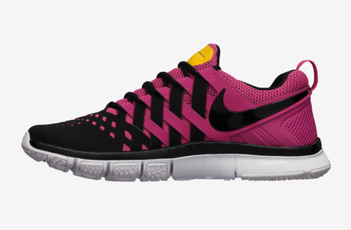 Live STRONG Nike Free Run 3