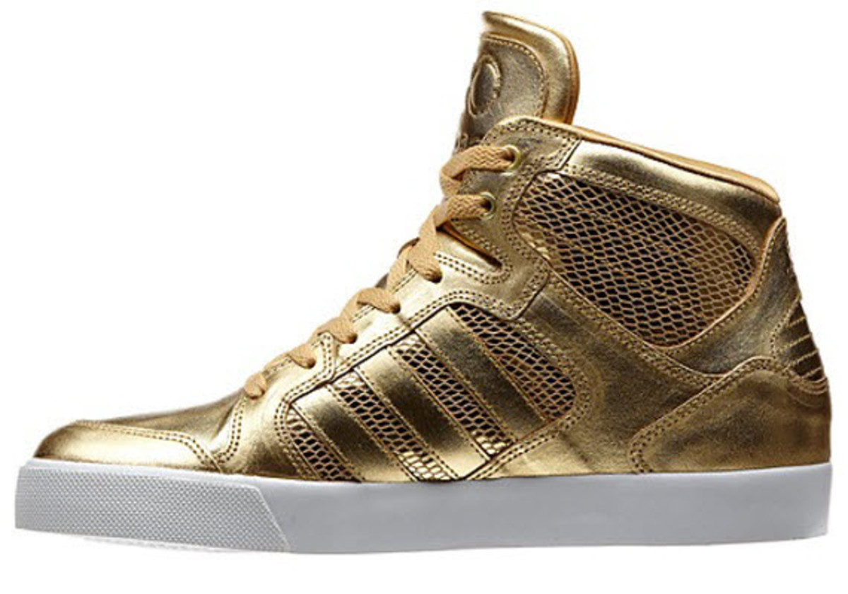 adidas neo gold shoes freshness mag. Black Bedroom Furniture Sets. Home Design Ideas