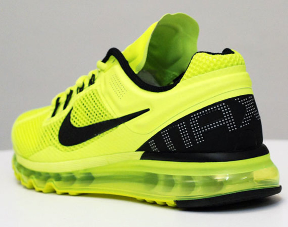 e86aae29dcb7 The 2013 edition of the Nike Air Max franchise boasts a number of technical  benefits