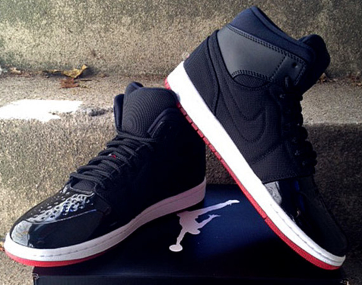 "Air Jordan 1 Retro '95 - ""Bred"" - 0"