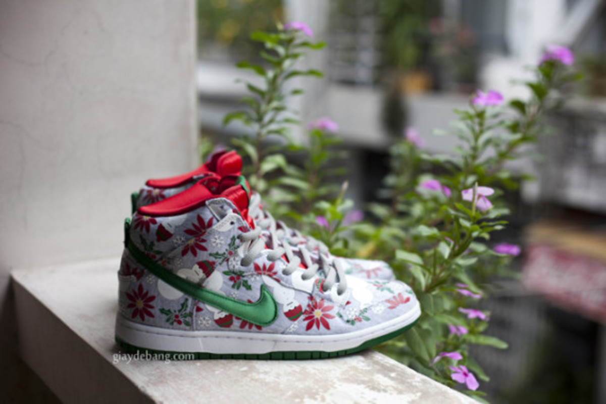 CONCEPTS x Nike SB Dunk High - \