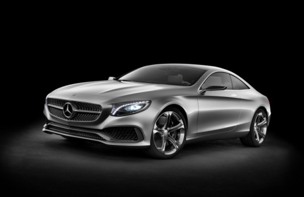 Concept S-Class Coupe