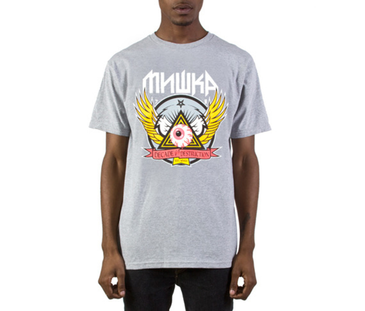 Mishka 10th Anniversary Decade of Destruction Capsule Collection 08