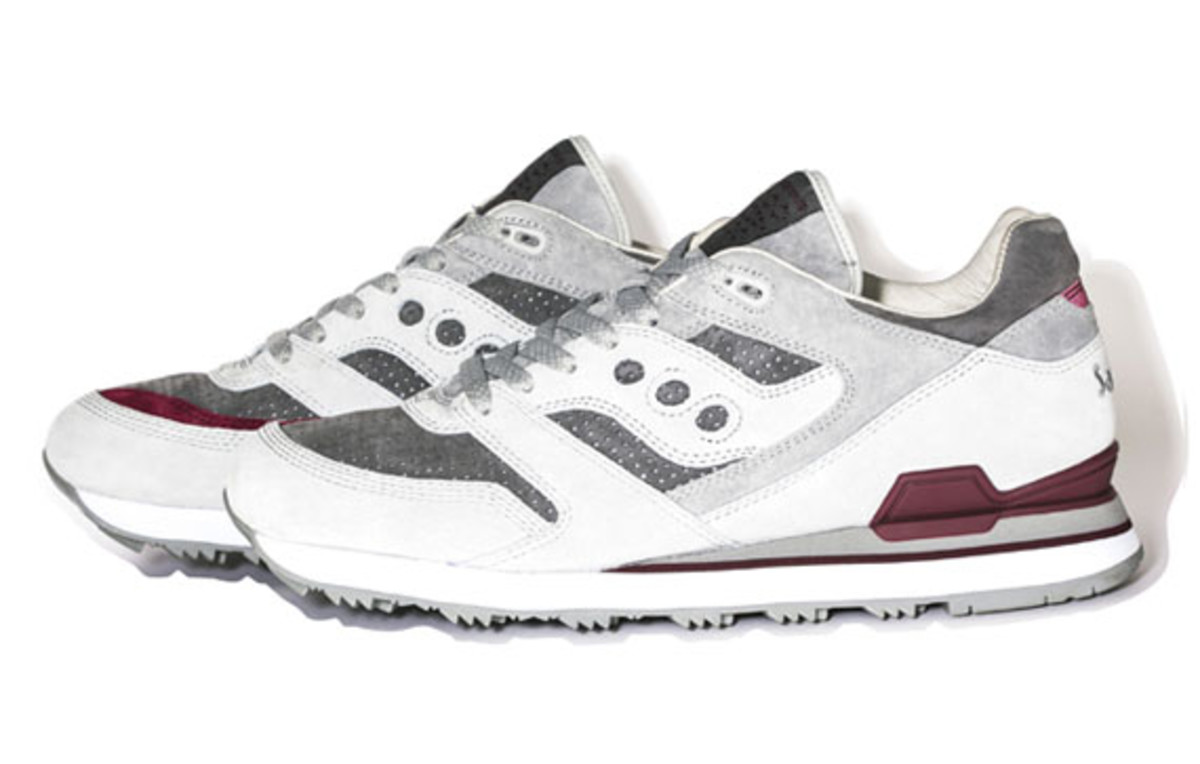 703fcbed3cb1 ... White Mountaineering x Saucony Courageous - Spring Summer 2013 .. ...