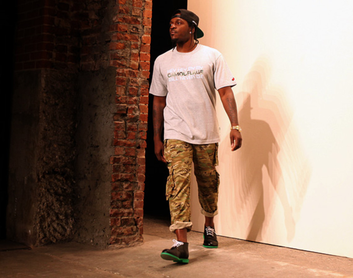 Fresh Celeb: Pusha T Closed Out Mark McNairy New Amsterdam Runway Show - 0