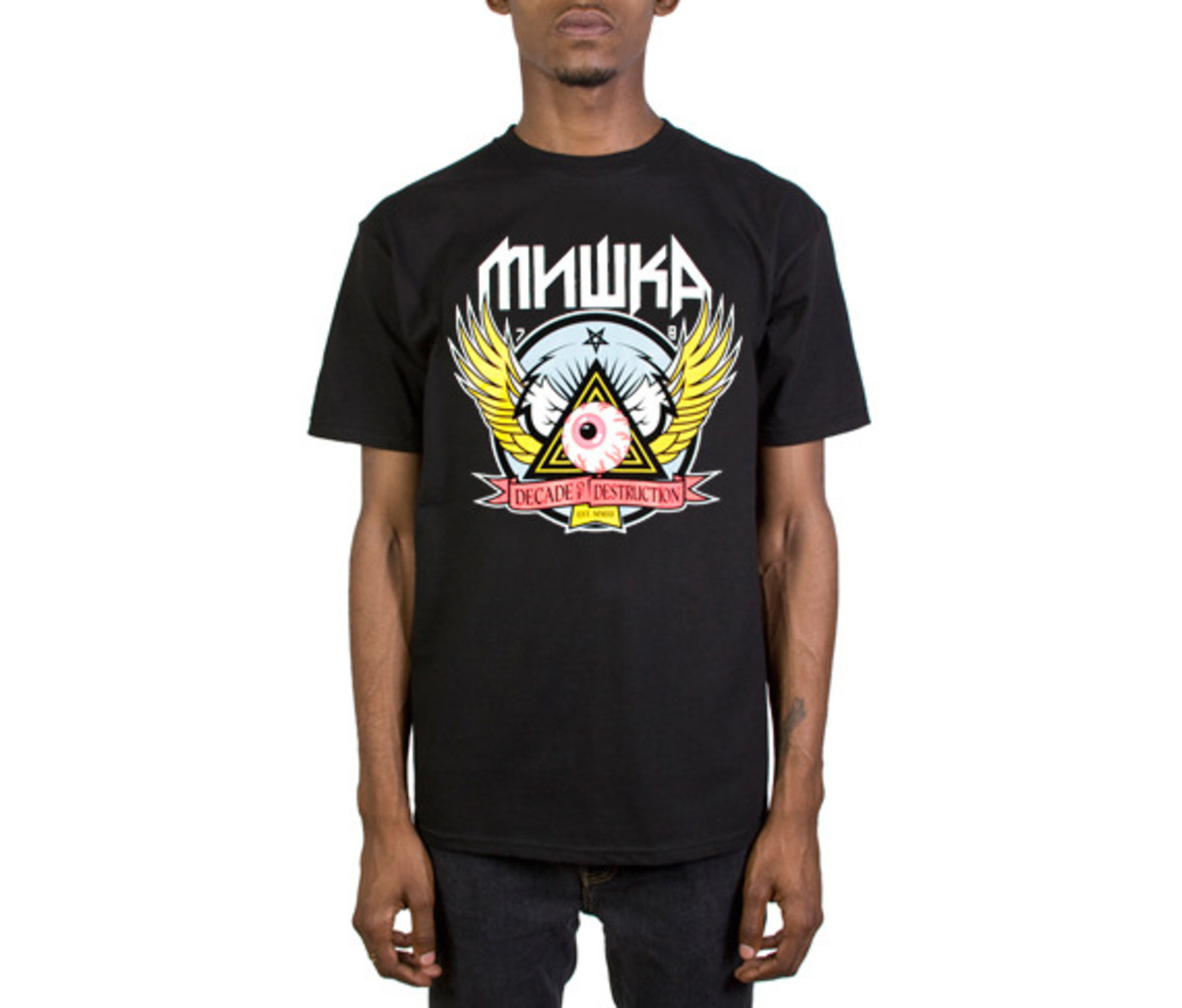 Mishka 10th Anniversary Decade of Destruction Capsule Collection 07
