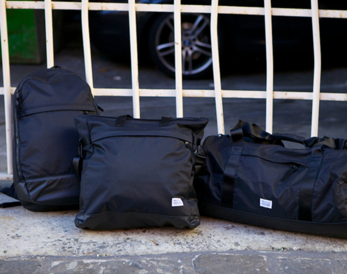 Norse Projects Ballistic Nylon Luggage Collection 01