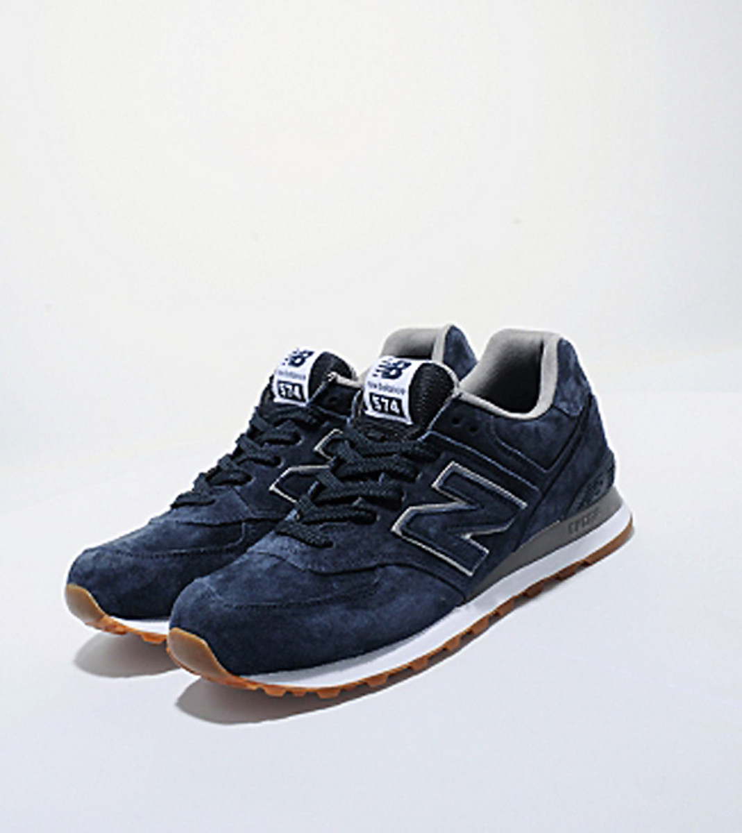 new balance 574 classic suede pack