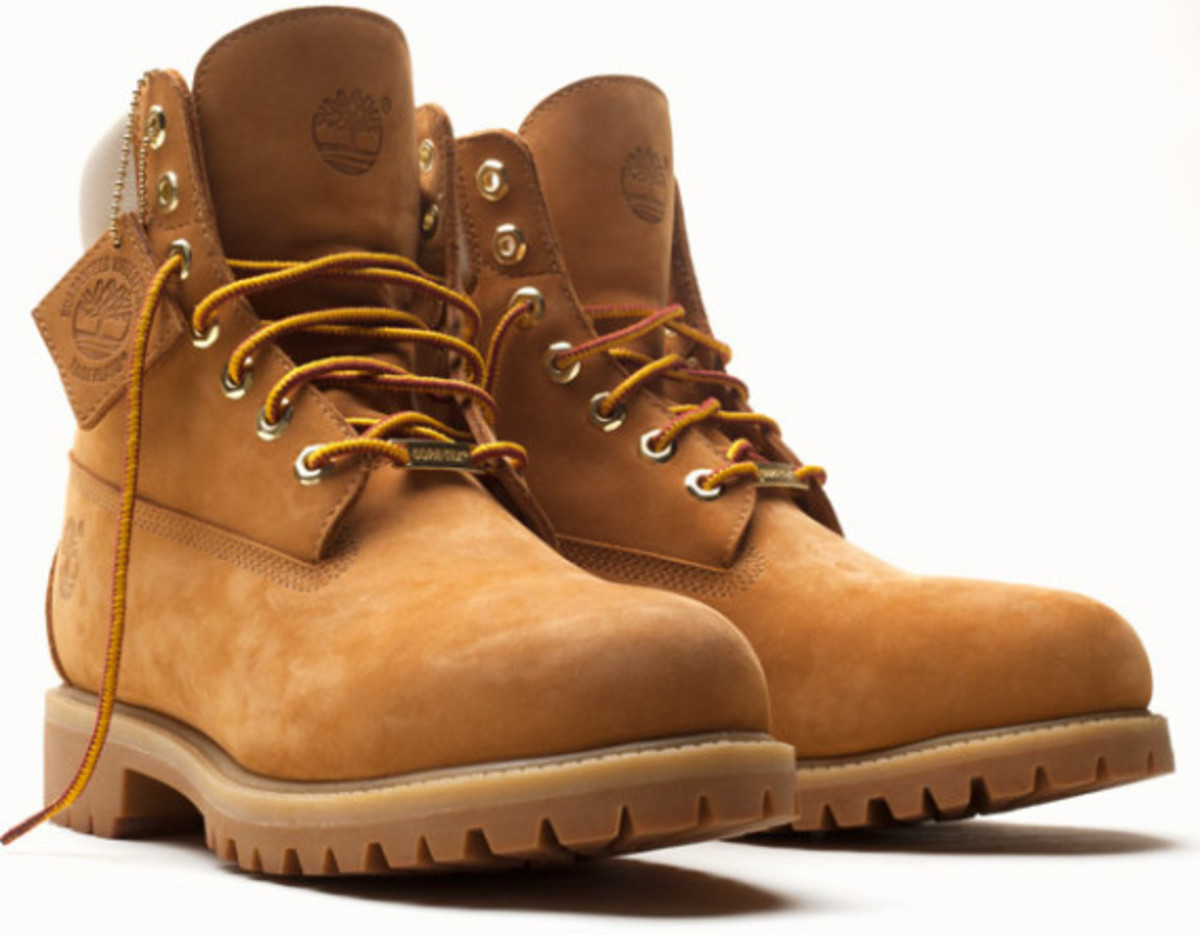 Timberland 40th Anniversary Ltd. Collection