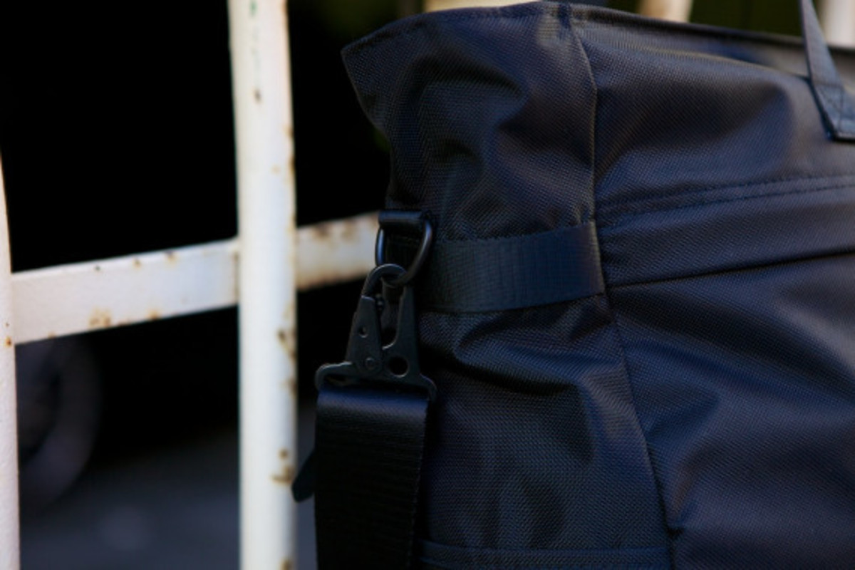 Norse Projects Ballistic Nylon Luggage Collection 09