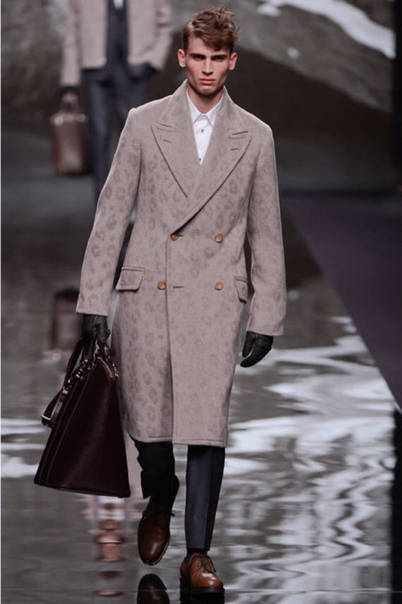 louis vuitton fallwinter 2013 mens collection runway