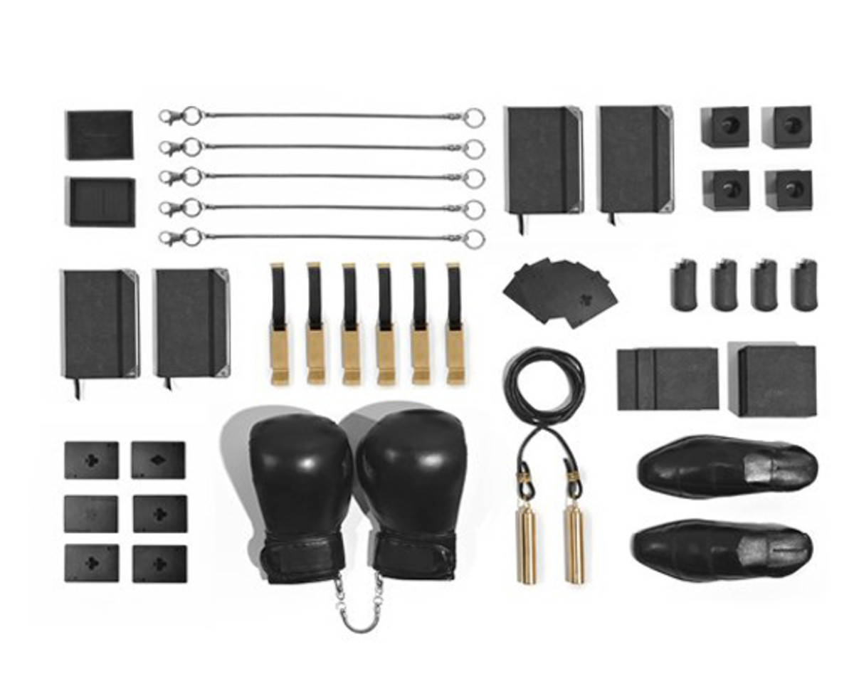 Alexander Wang   Fall/Winter 2013 Objects Collection