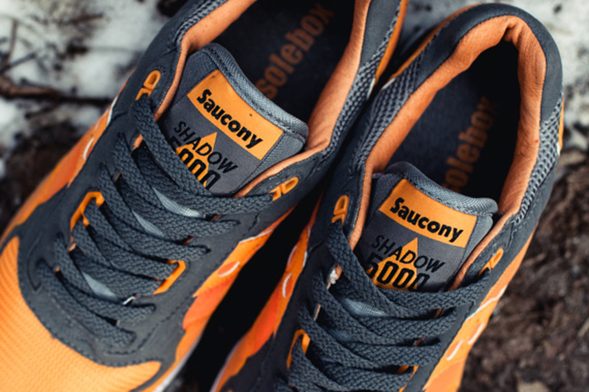 """Solebox x Saucony Shadow 5000  """"Three Brothers Part 2"""" 