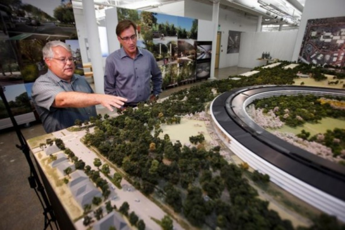 Apple's New Global Headquarters Campus Approved by Cupertino