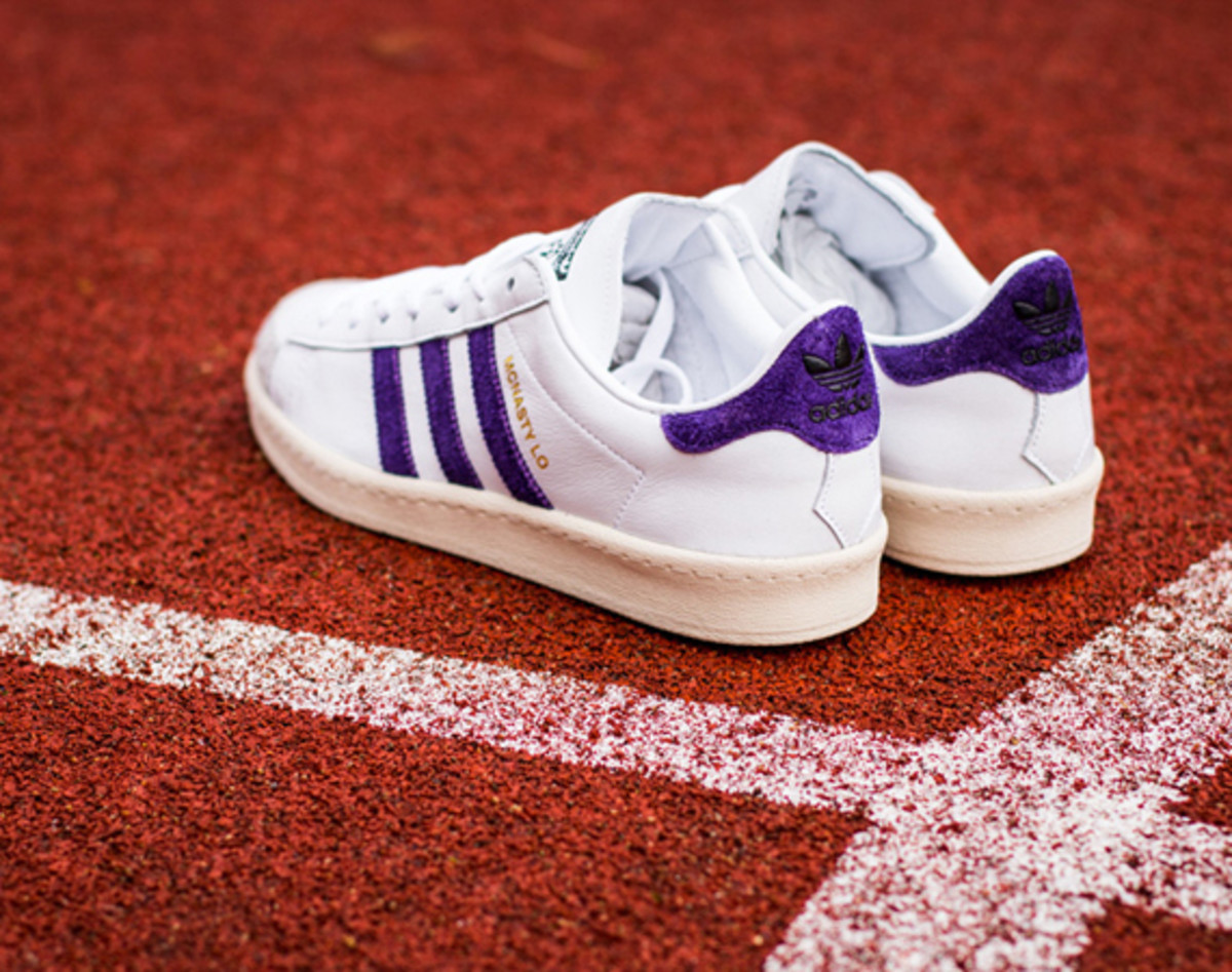 the best attitude 90904 3dea7 Mark McNairy x Kazuki Kuraishi x adidas Originals -