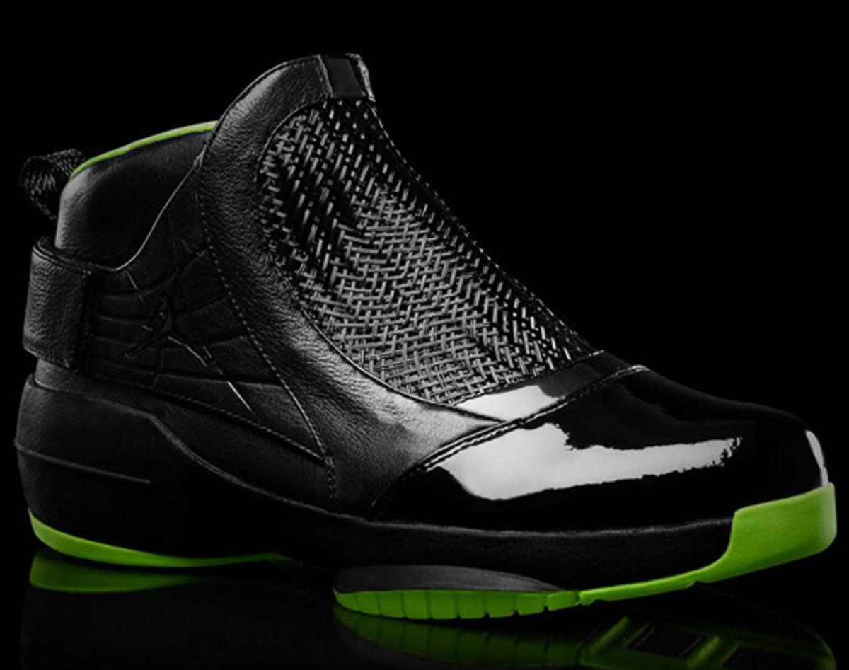 premium selection f52ba 10424 Among the Air Jordans to come after His Airness  very last NBA game, none  has the distinction of Air Jordan XIX. Introduced in 2004, the Air Jordan  XIX ...
