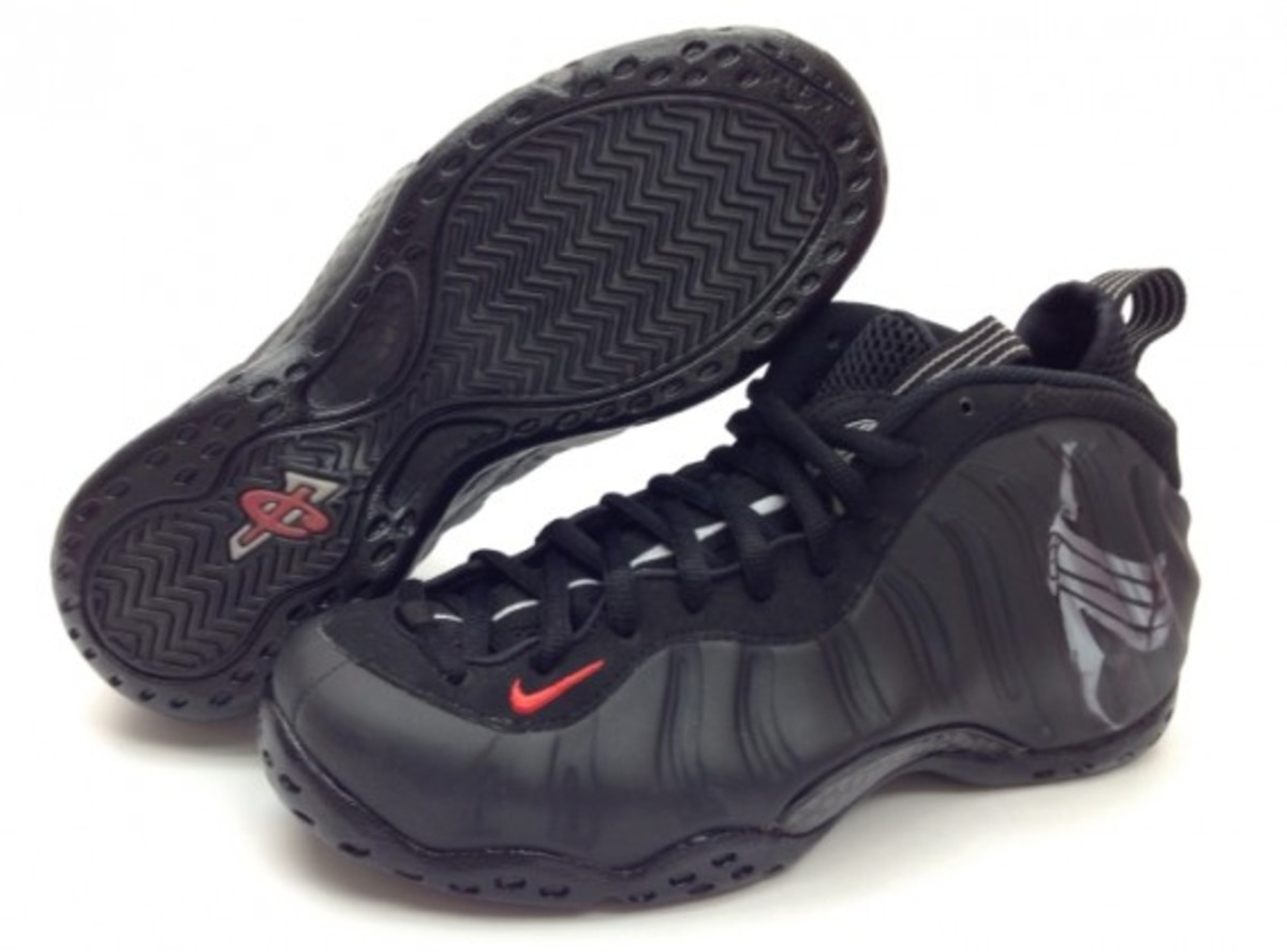 Nike Air Foamposite One Mini Swoosh Release Date1 ...