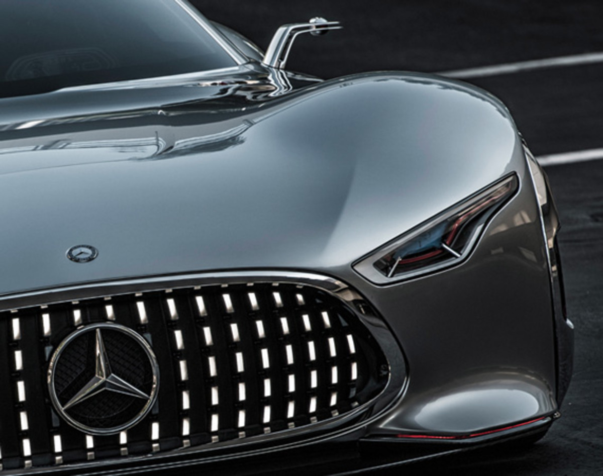 Mercedes Benz Amg Vision Gran Turismo For Sony Playstation 4 And Gran Turismo 6 Freshness Mag