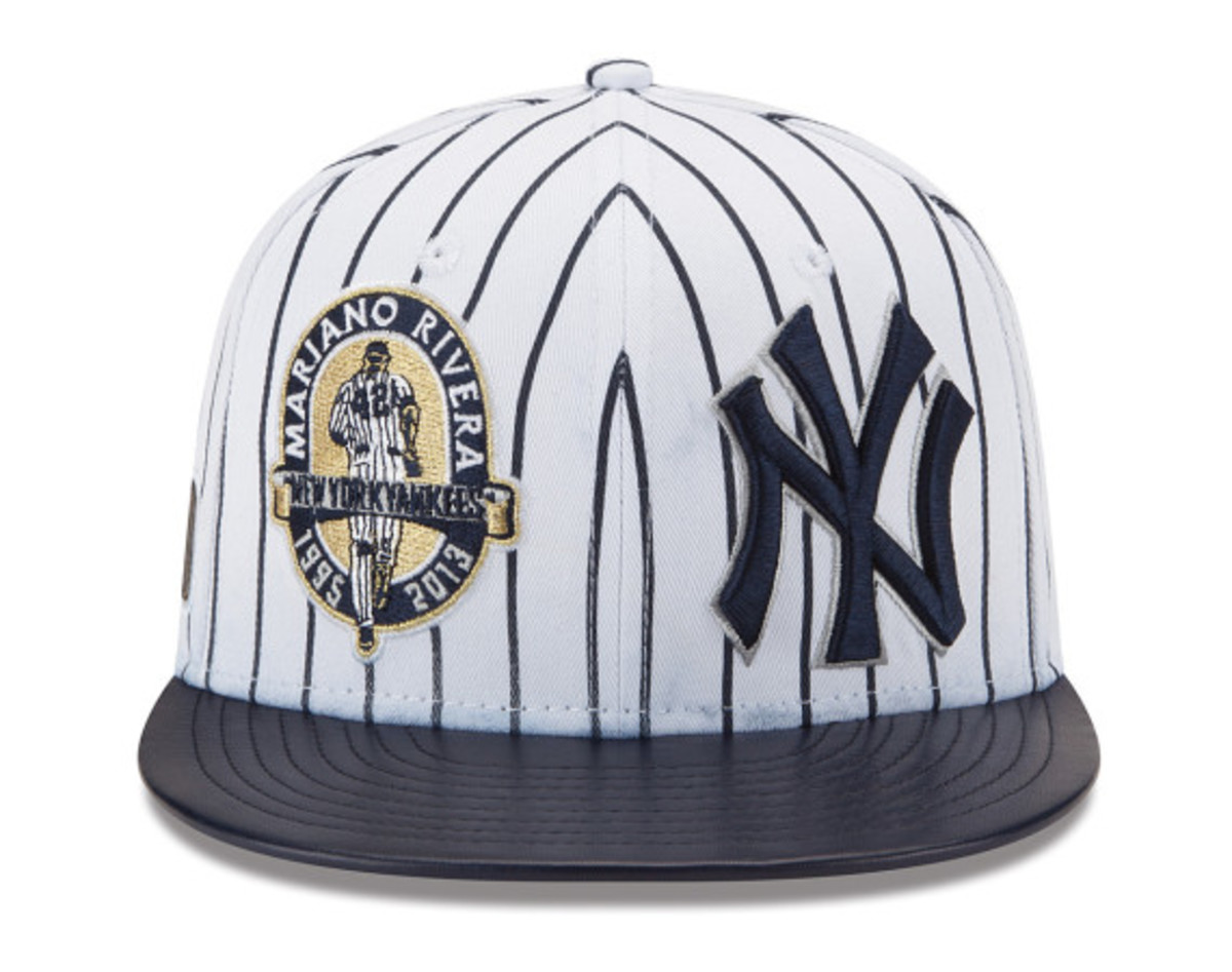 Mariano Rivera x New Era   59FIFTY Fitted Limited Edition Cap