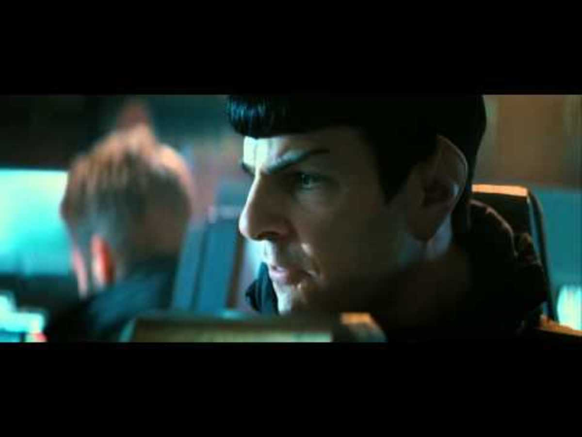 Star Trek Into Darkness   International Trailer | Video