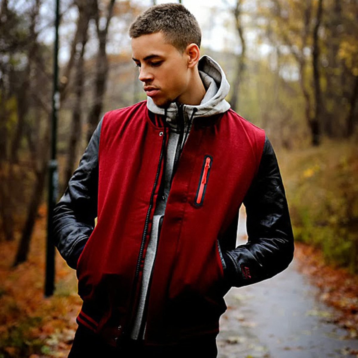 Nike Sportswear Destroyer Jacket - Fall/Winter 2013 Collection Loobook | Styled by Caliroots - 0