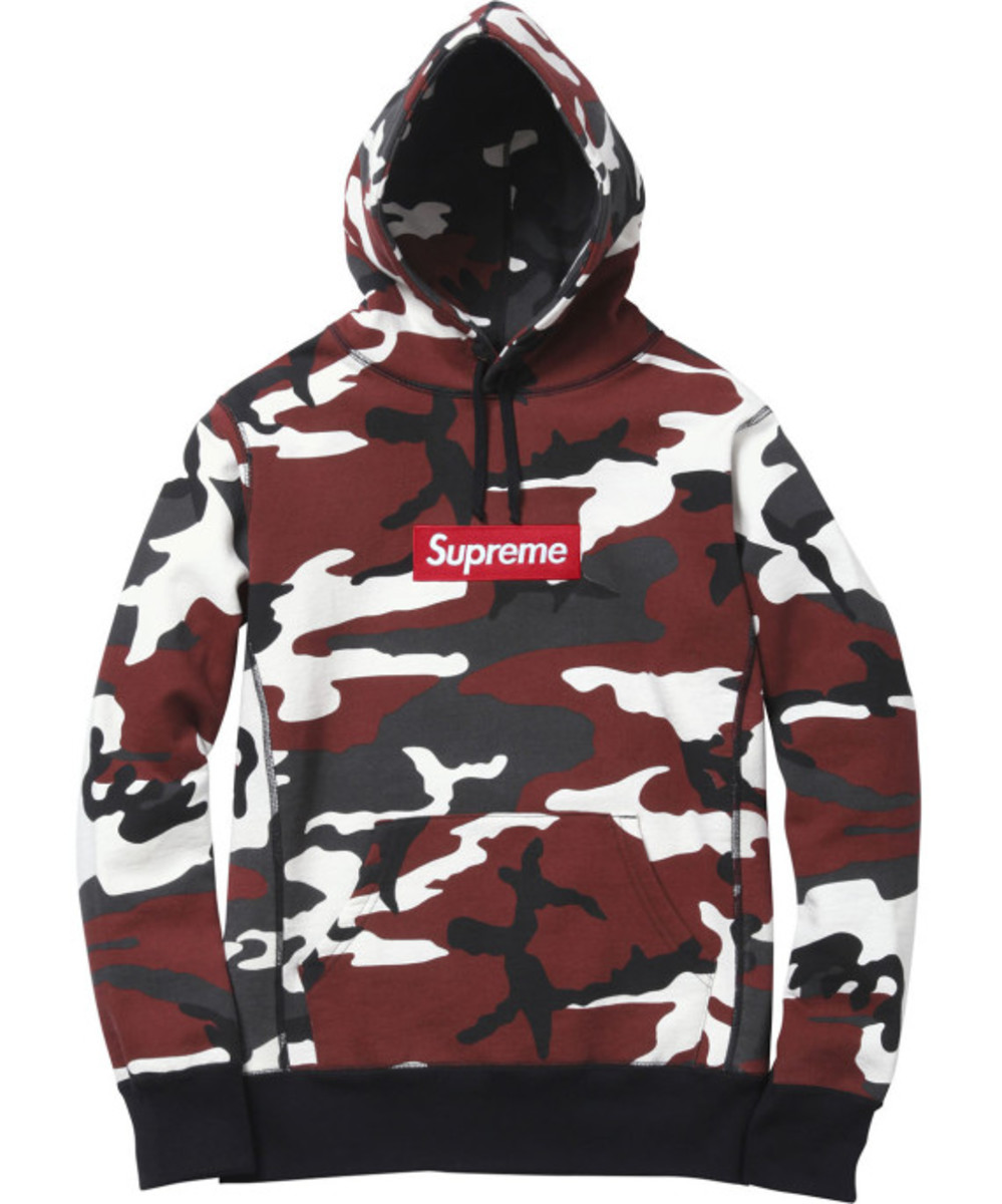 Supreme - Box Logo Pullover Hoodies | Available Now - 13