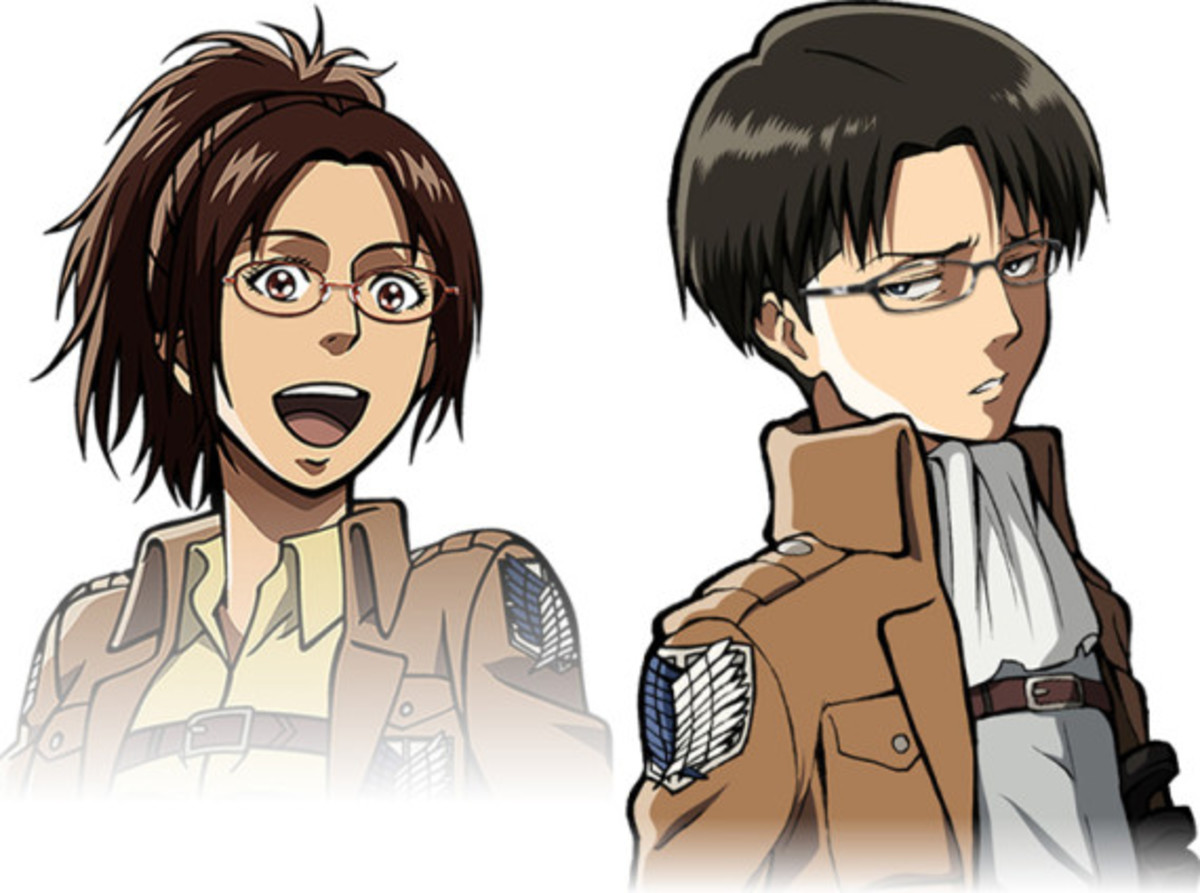 Attack on Titan x JINS PC – Limited Edition Eyewear Collection - 11