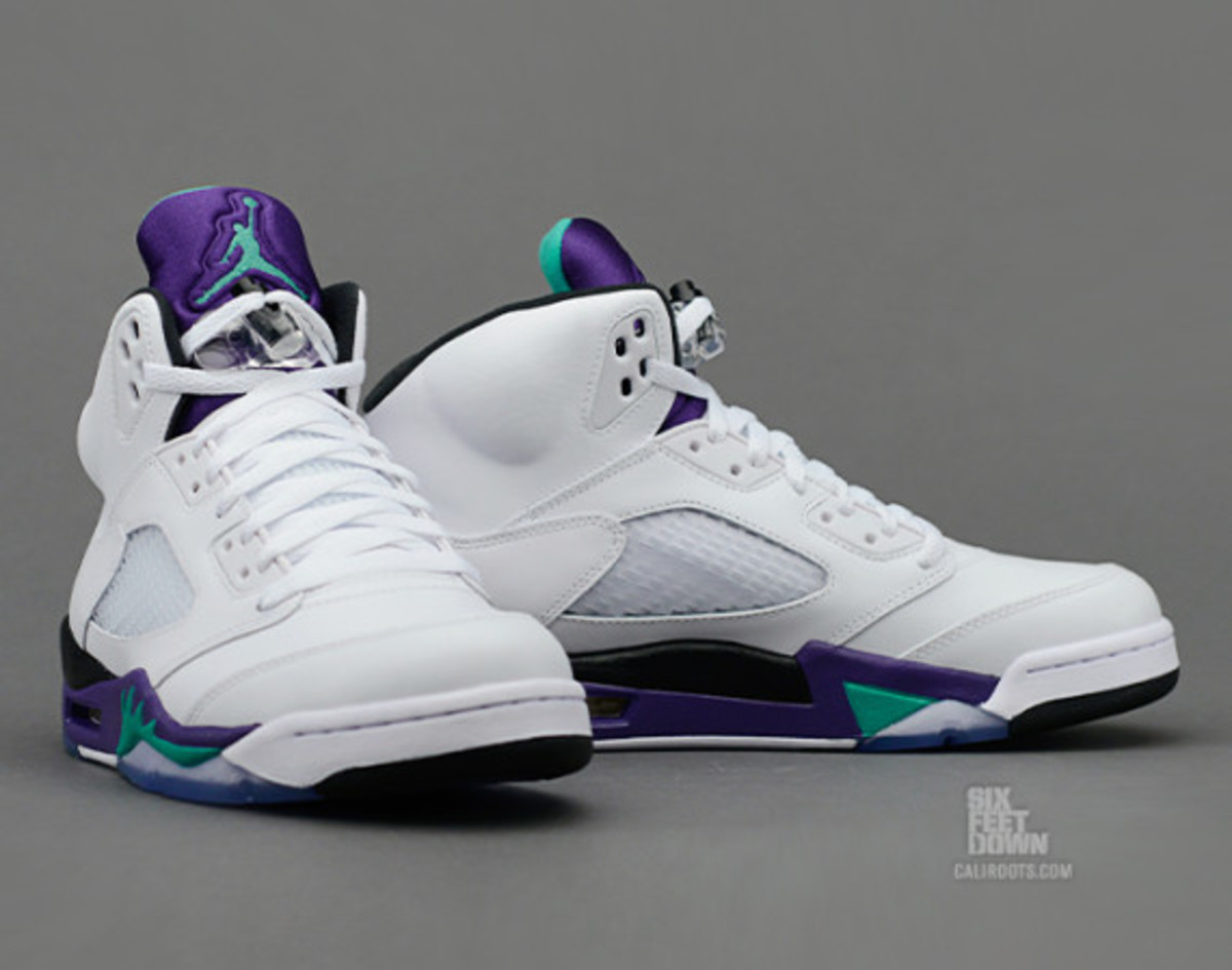 air jordan 5 retro grape re stock available now. Black Bedroom Furniture Sets. Home Design Ideas