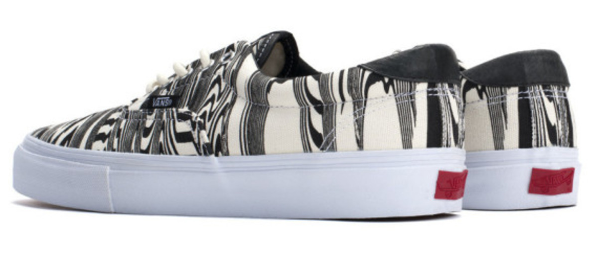 Bows and Arrows x Vans Vault Era 59 LX - Acid Test - Freshness Mag 249a92d95