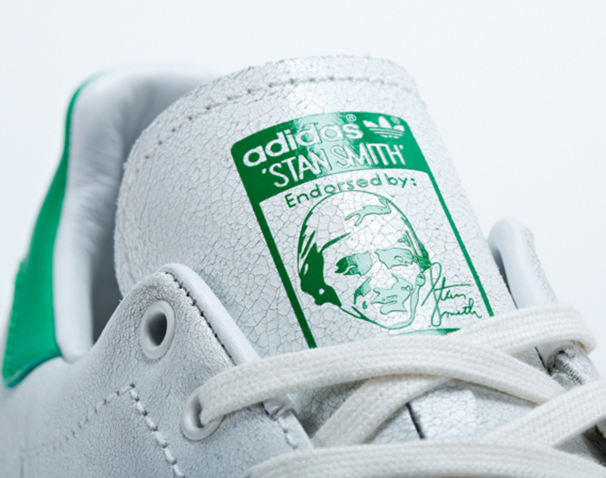 d5efcbcd4cbafe adidas Consortium Stan Smith - Cracked Leather - Freshness Mag