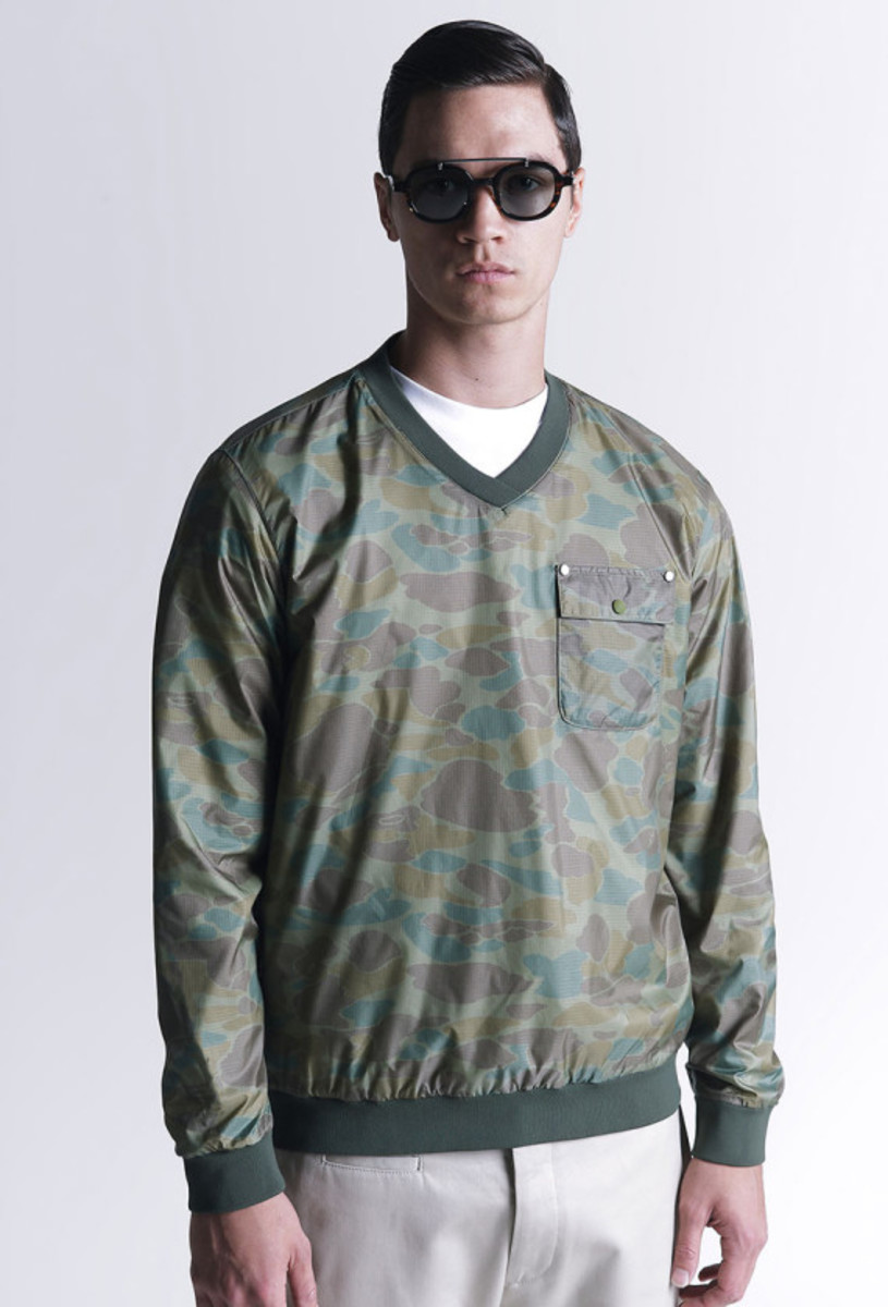Over All Master Cloth O.A.M.C. - Spring Summer 2014 Collection Lookbook 12