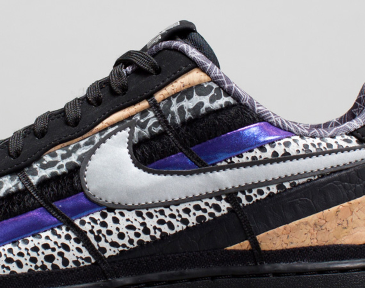 best loved 4c1cc 8ceab Nike Air Force 1 Low CMFT - Crescent City Collection
