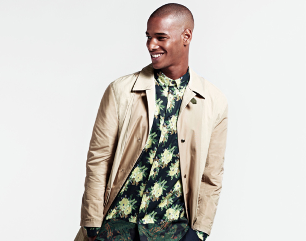 H&M Spring 2014 Collection Lookbook