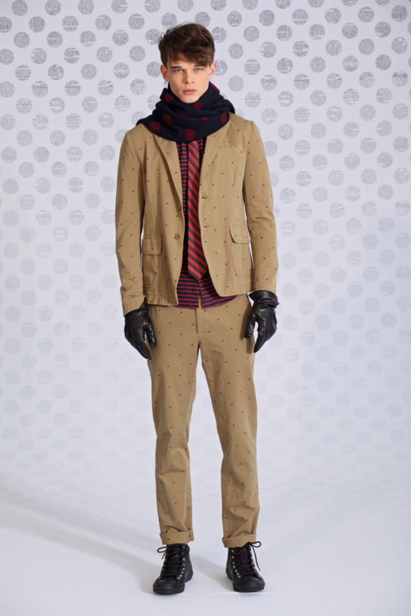Band of Outsiders – Fall/Winter 2014 Collection Lookbook - 15