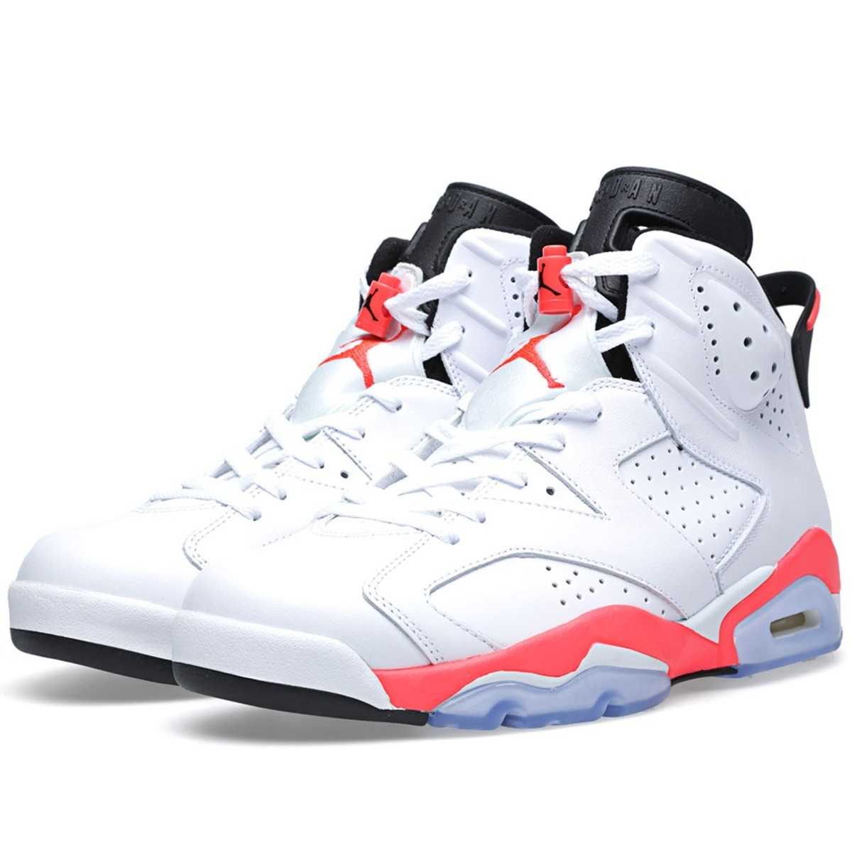d61edc24df7 Air Jordan Infrared 6 White