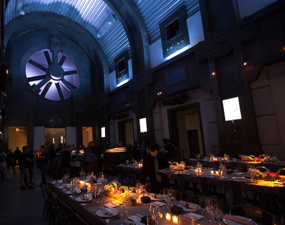 oakley-disruptive-by-design-event-dinner-at-one-icon-the-bunker-15