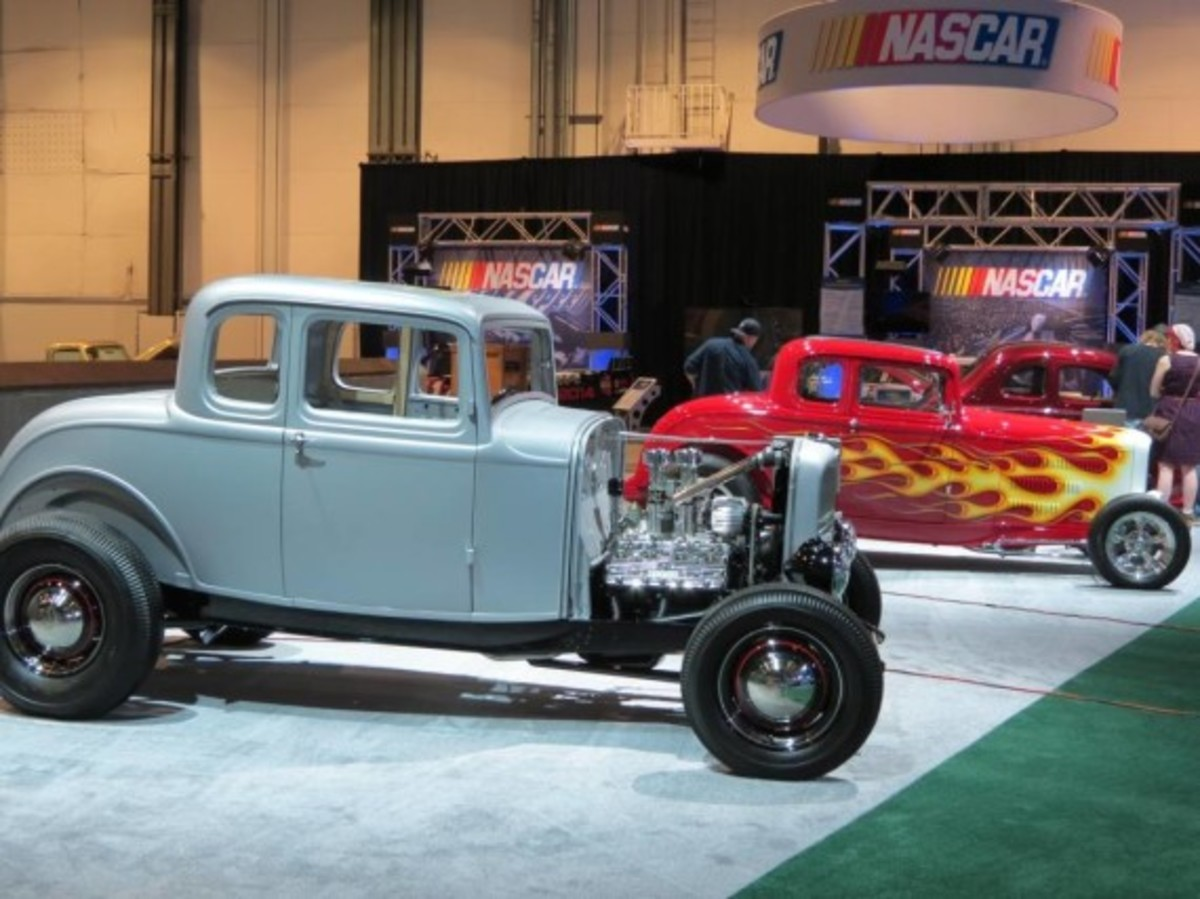 1932 Ford Coupe Hot Rod Body - Freshness Mag