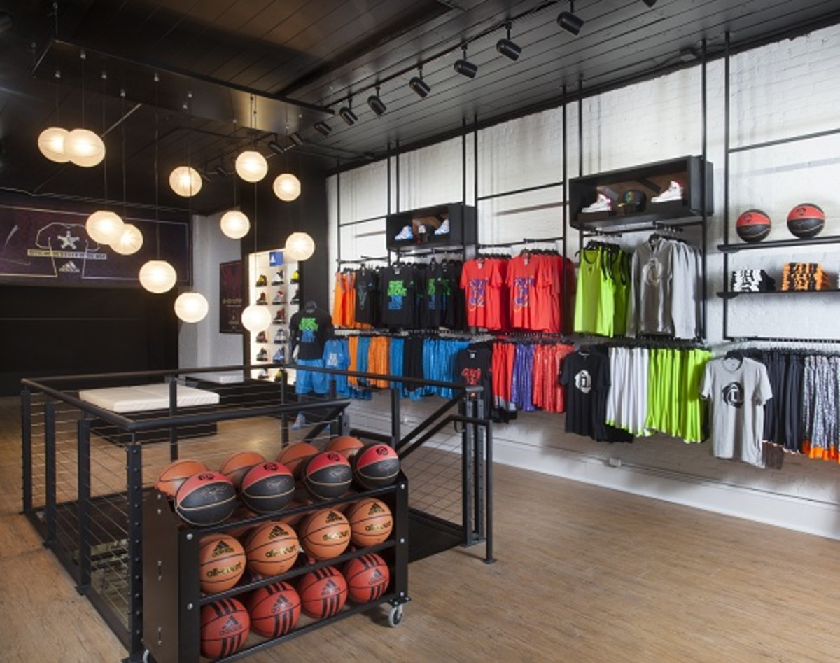 Adidas in the Quarter Store Exclusive Retail Experience