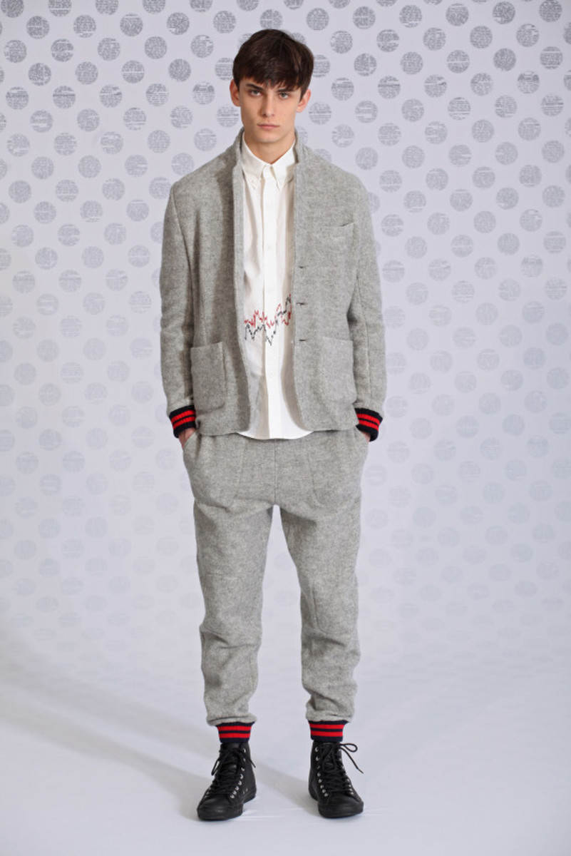Band of Outsiders – Fall/Winter 2014 Collection Lookbook - 21