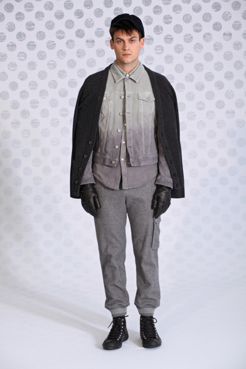 Band of Outsiders – Fall/Winter 2014 Collection Lookbook - 9