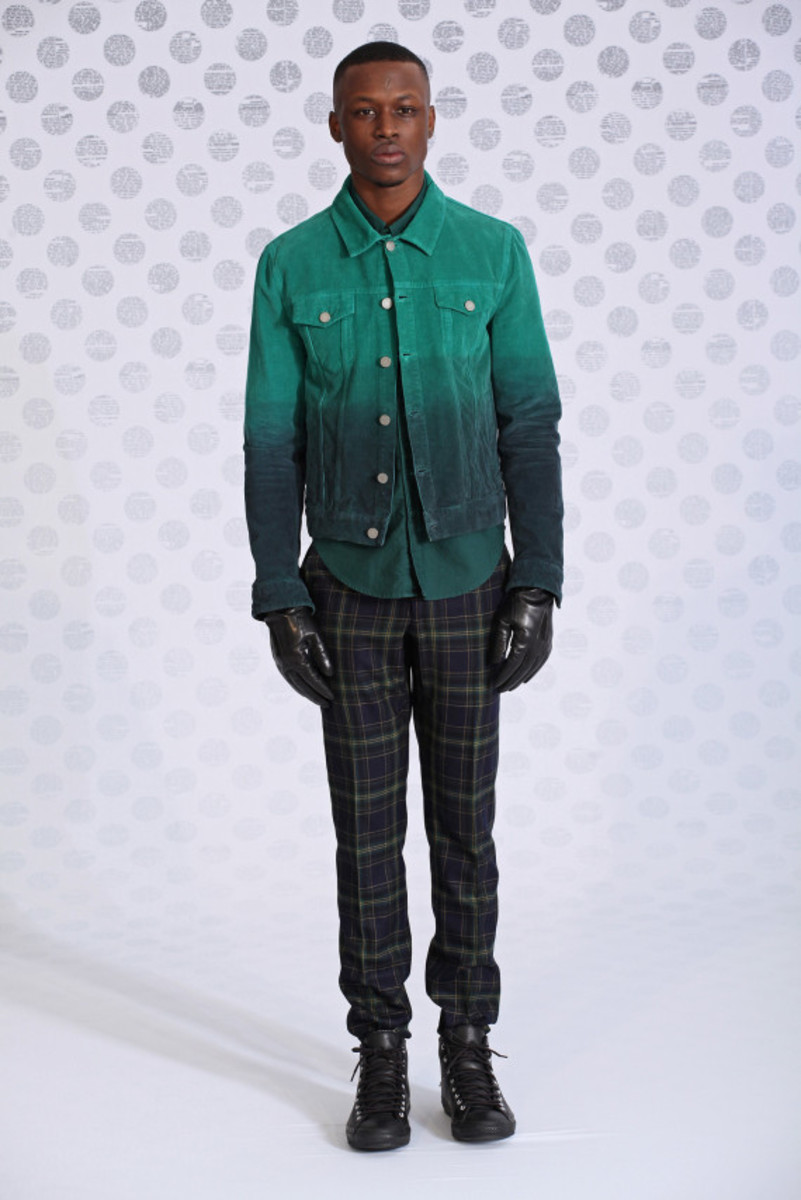 Band of Outsiders – Fall/Winter 2014 Collection Lookbook - 11