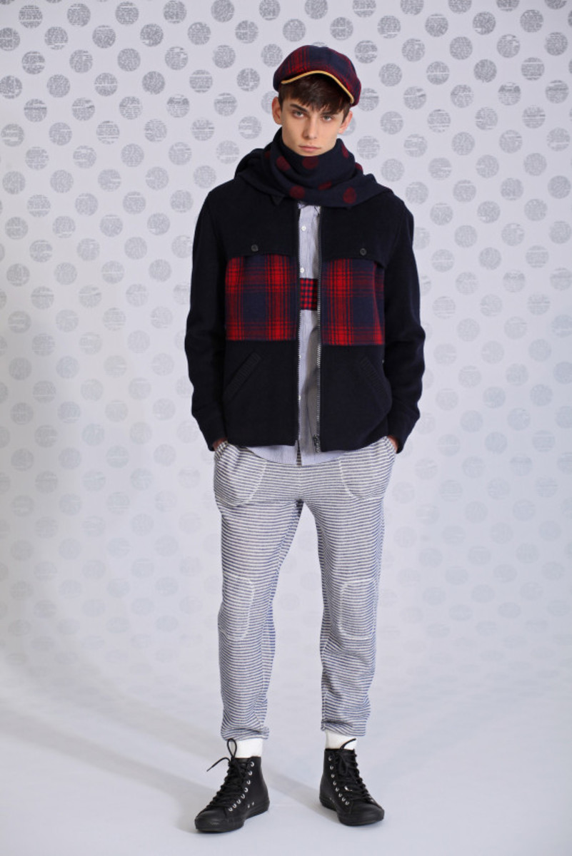Band of Outsiders – Fall/Winter 2014 Collection Lookbook - 16