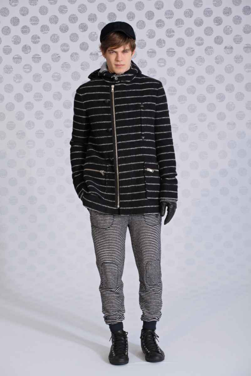 Band of Outsiders – Fall/Winter 2014 Collection Lookbook - 5