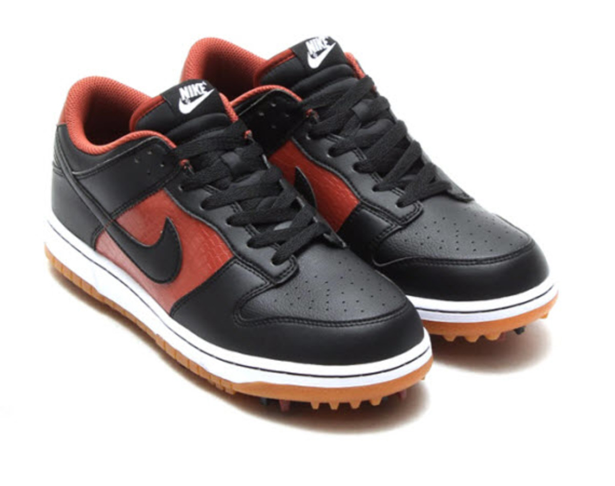 detailed look 97ea0 e2ca1 nike dunk low golf shoes