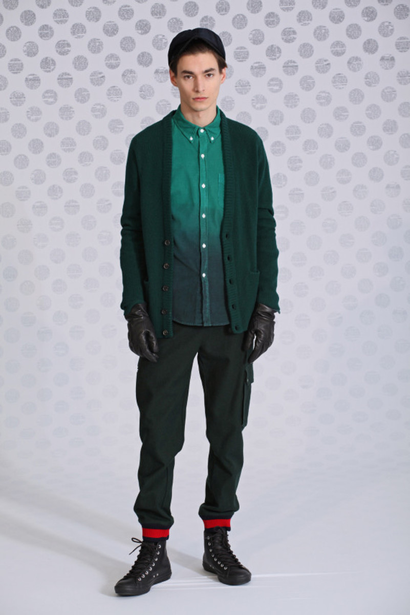 Band of Outsiders – Fall/Winter 2014 Collection Lookbook - 10