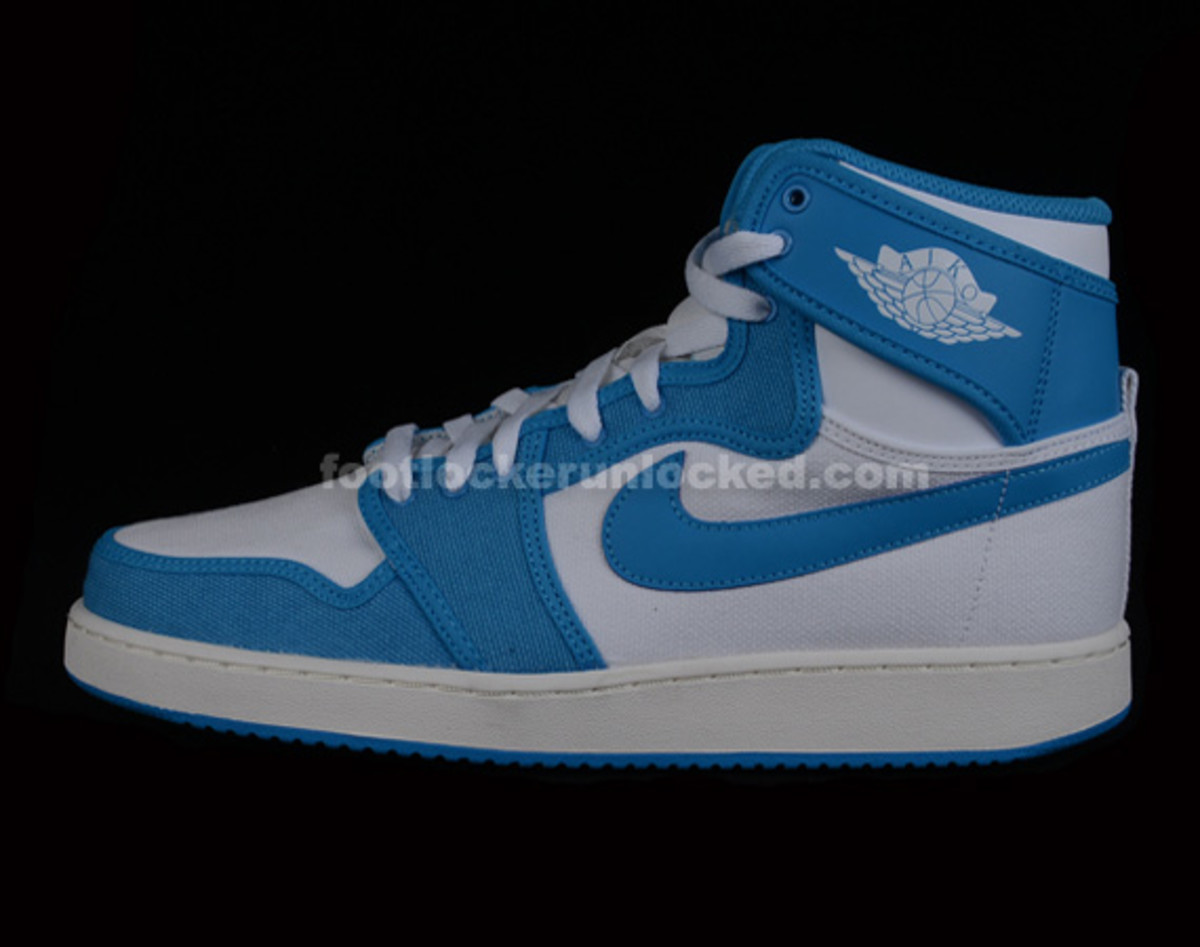 "Air Jordan 1 Retro KO - ""Rivalry Pack: UNC vs Georgetown"" 
