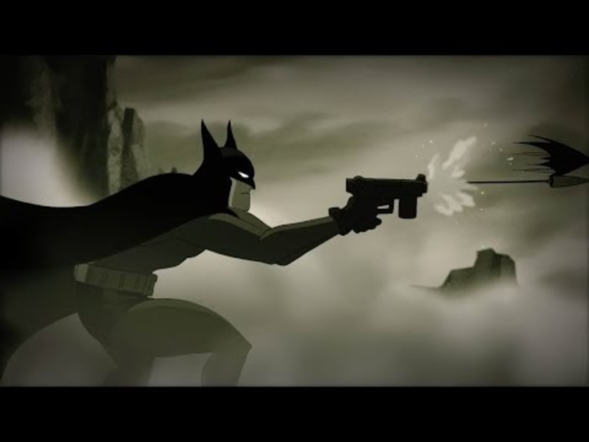 """Batman: Strange Days""   Batman 75th Anniversary Animated Short 